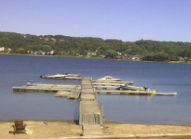 Bring your boat or Sea Doos. There is plenty of room at the cottage dock.